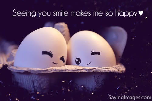 Seeing You Smile Makes Me So Happy Hpility Sg