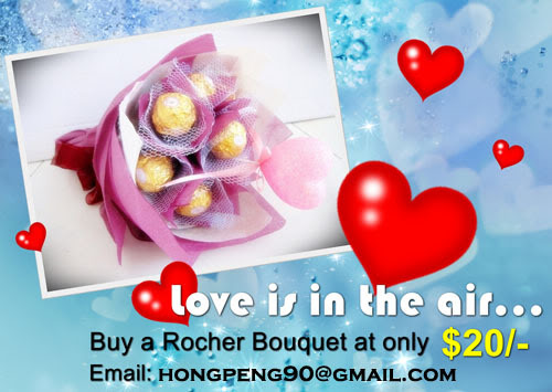 Valentine S Day Bouquet Gift Special In Singapore Hpility Sg