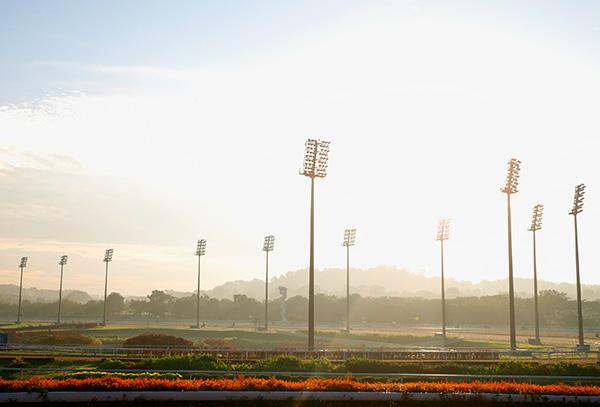 Singapore Turf Club Racecourse