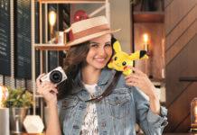 Canon EOS M10 Pokemon Pikachu