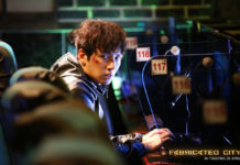 South Korean Fabricated City Movie