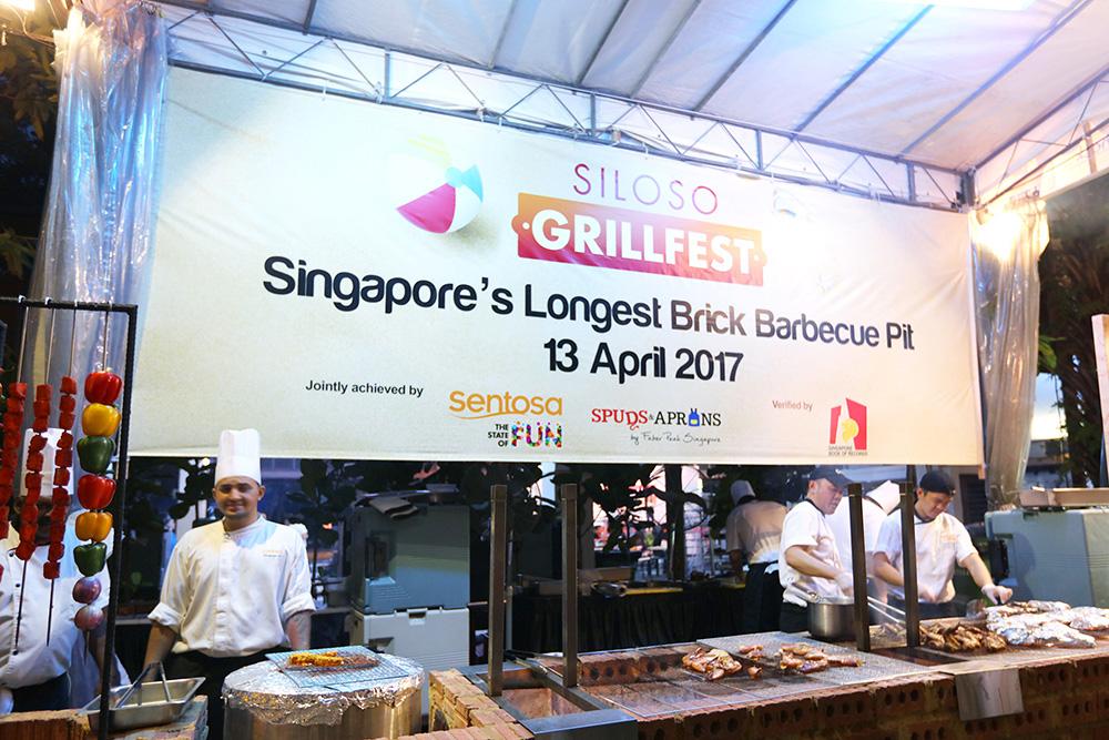 Sentosa Siloso GrillFest 2017