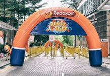 Singapore-longest-water-boost-slide