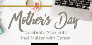 Canon Mother's day