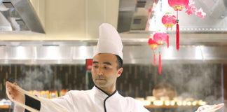 Hilton Beijing's Chef Chen