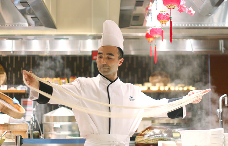 DoubleTree Hilton Makan Kitchen