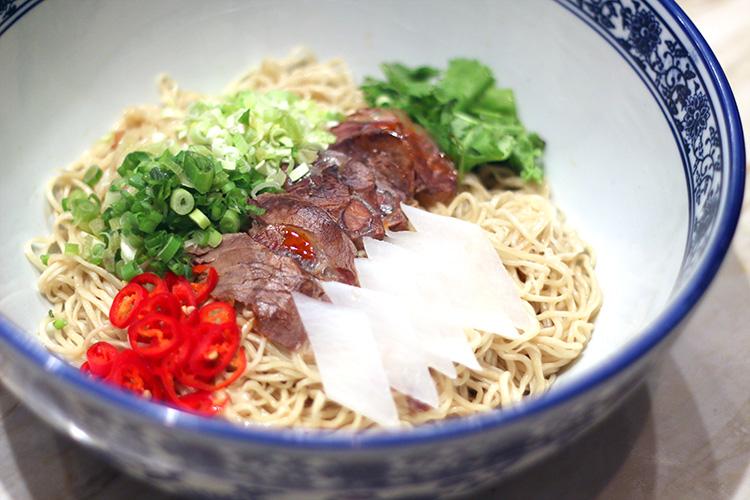 Chef Chen's Beijing Beef Lamien