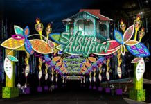 Hari Raya Light Up 2017 Singapore