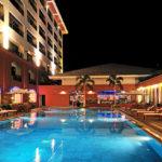 Mercure Yangon Kaba Aye Pool Tapas