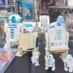 Star Wars Vintage Toy Displays