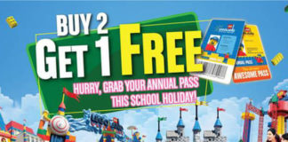 Legoland Malaysia Promotions