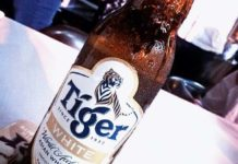 Tiger Beer White