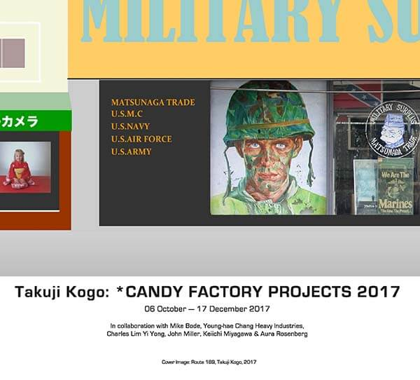 Candy Factory Projects