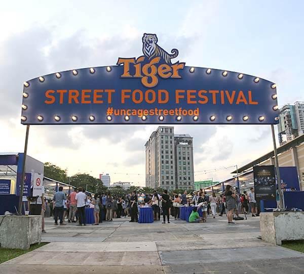 Tiger Street Food