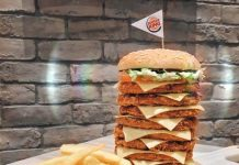 BK Stackers