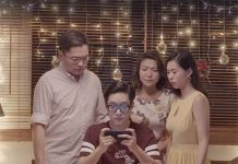 Singtel Christmas Video