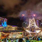 2018 Fireworks Singapore