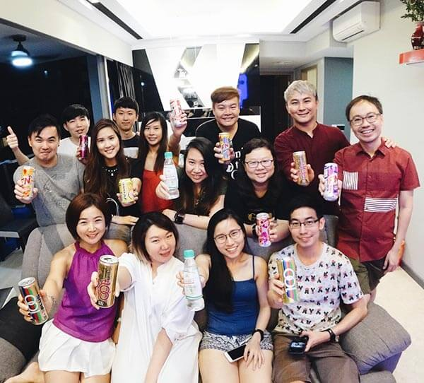 Hpility SG CNY Party 2018