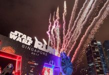 Star Wars Run Singapore 2018
