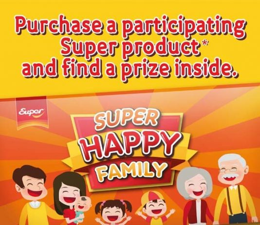 Super Happy Family
