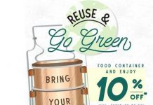 Go Green Food Republic