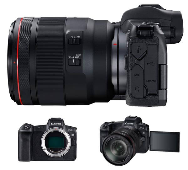 Canon R Mirrorless Camera