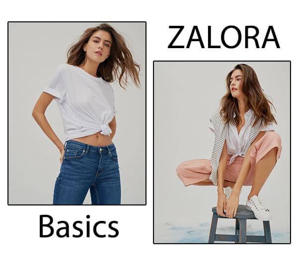 zalora basic