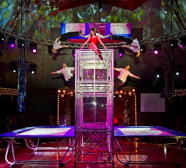 Sirkus Moskwa Besar
