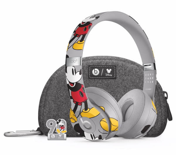Mickey Mouse Solo Wireless Headphones