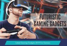 Futuristic Gaming Gadgets