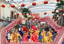 Lunar New Year at Resorts World Sentosa