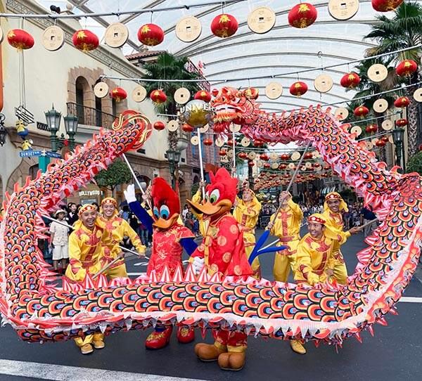 Lunar New Year at Resorts World Sentosa