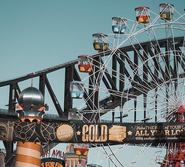 Visiting Australia