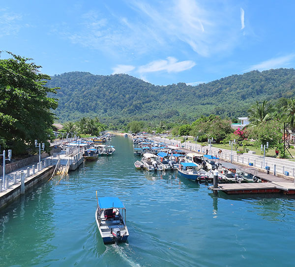 Malaysia Tioman trip