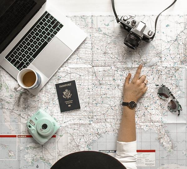 Daftar Periksa Persiapan Perjalanan