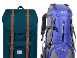 travel backpack cover
