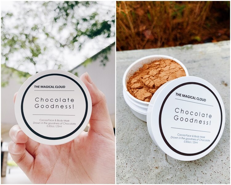 Chocolate Goodness Face & Body Mask