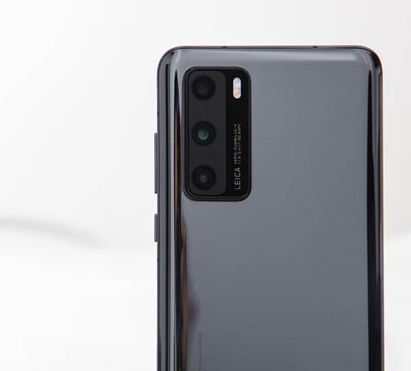 Huawei membayar dengan huawei P40