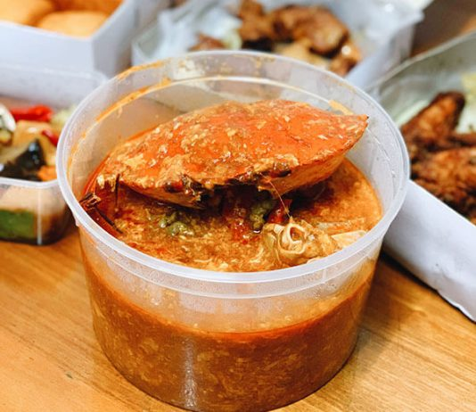 8 Crabs Singapore Delivery