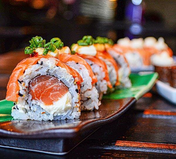 sushi jepang