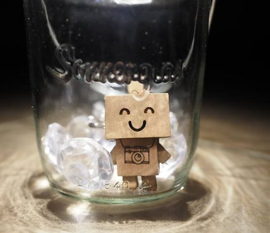 Sonnenglas LED Jar