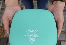 Lexngo Sandwich Case