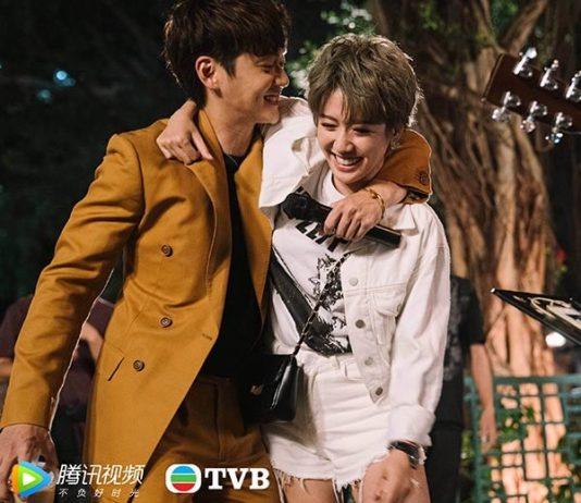 Singtel cast new drama