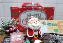 Shopback Christmas Cake Singapore