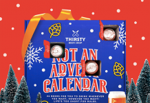 Thirsty Beer Shop Advent Calendar