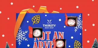Thirsty Beer Shop Advent Calendar