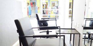 99 percent hair studio at bugis haji lane