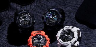 GShock digital watch