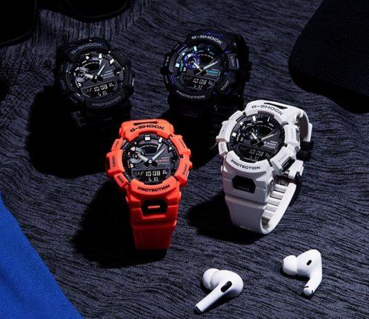 GShock digital watch