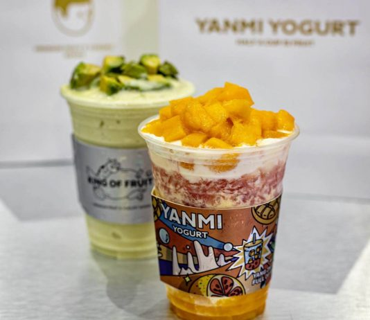 yanmi yogurt smoothies